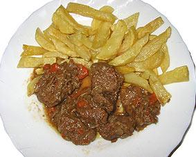 carne estofada